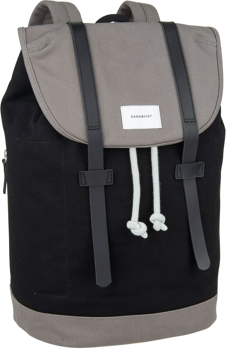 Laptoprucksack Stig Large Backpack Multi Black/Grey (18 Liter)