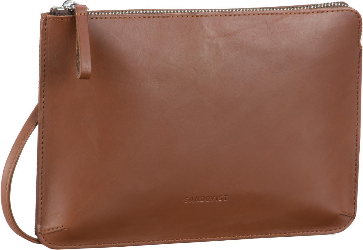 Umhängetasche Luna Shoulder Bag Cognac Brown (0.5 Liter)