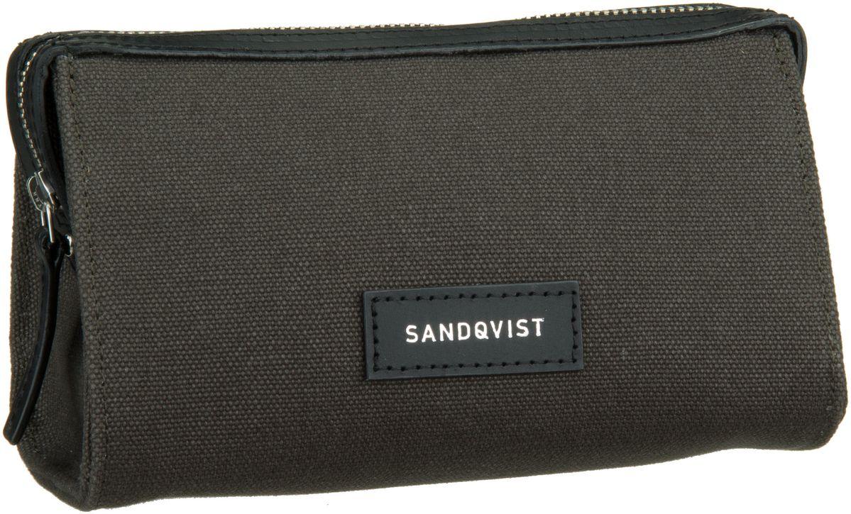 Sandqvist Kosmetiktasche Ina Wash Bag Beluga (1 Liter)