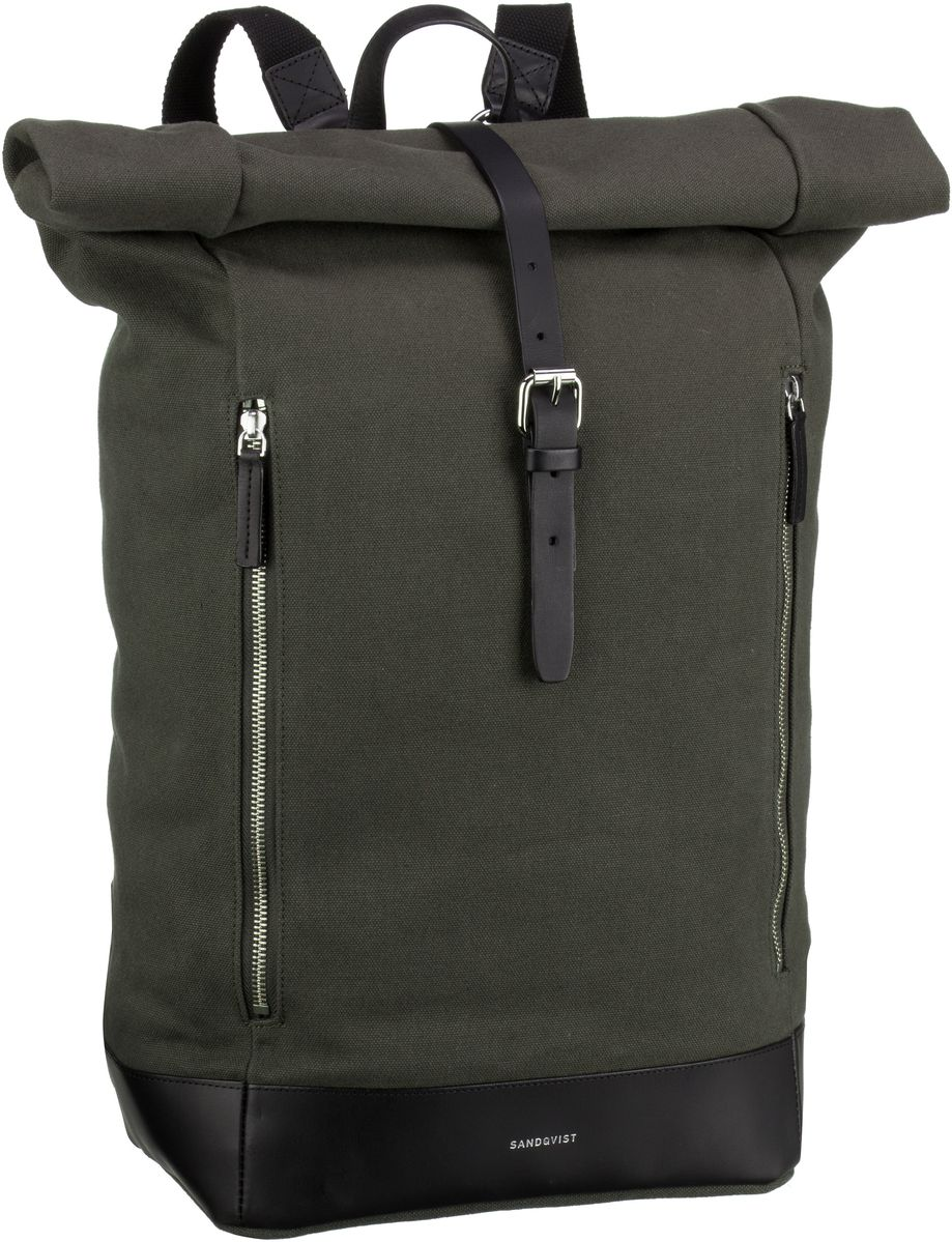 Laptoprucksack Marius Rolltop Backpack Beluga (19 Liter)