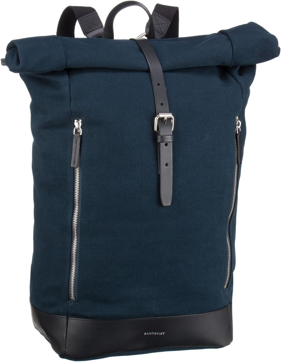 Laptoprucksack Marius Rolltop Backpack Blue (19 Liter)