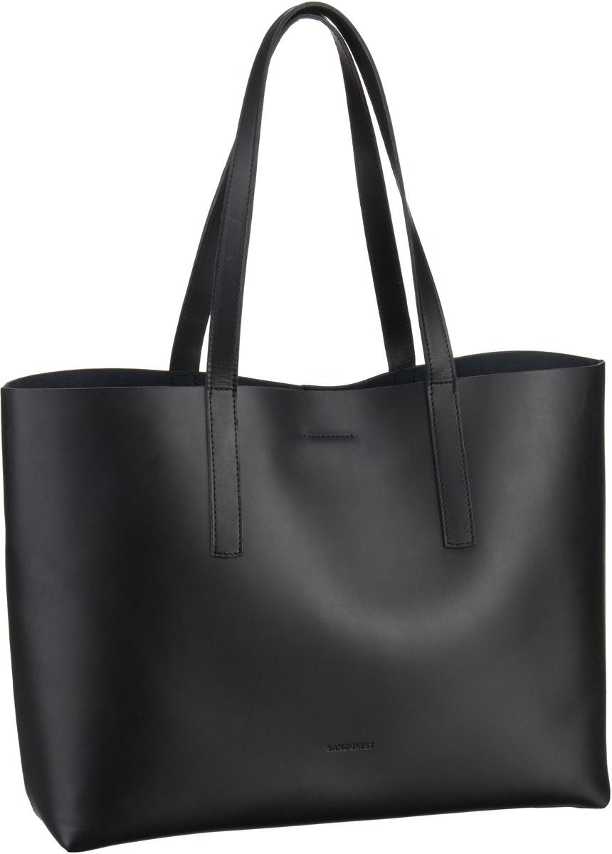 Handtasche Emma Tote Bag Black (15 Liter)