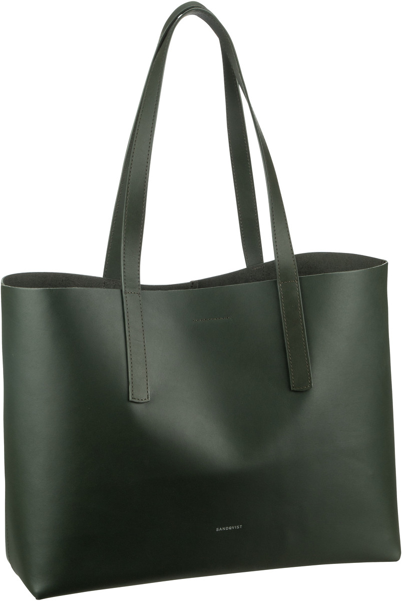 Handtasche Emma Tote Bag Green (15 Liter)