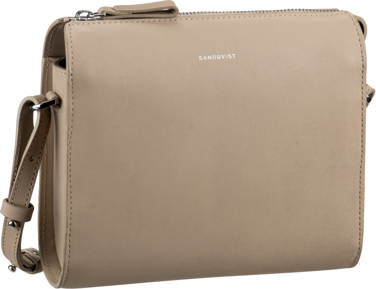 Umhängetasche Frances Shoulder Bag Beige (1.5 Liter)