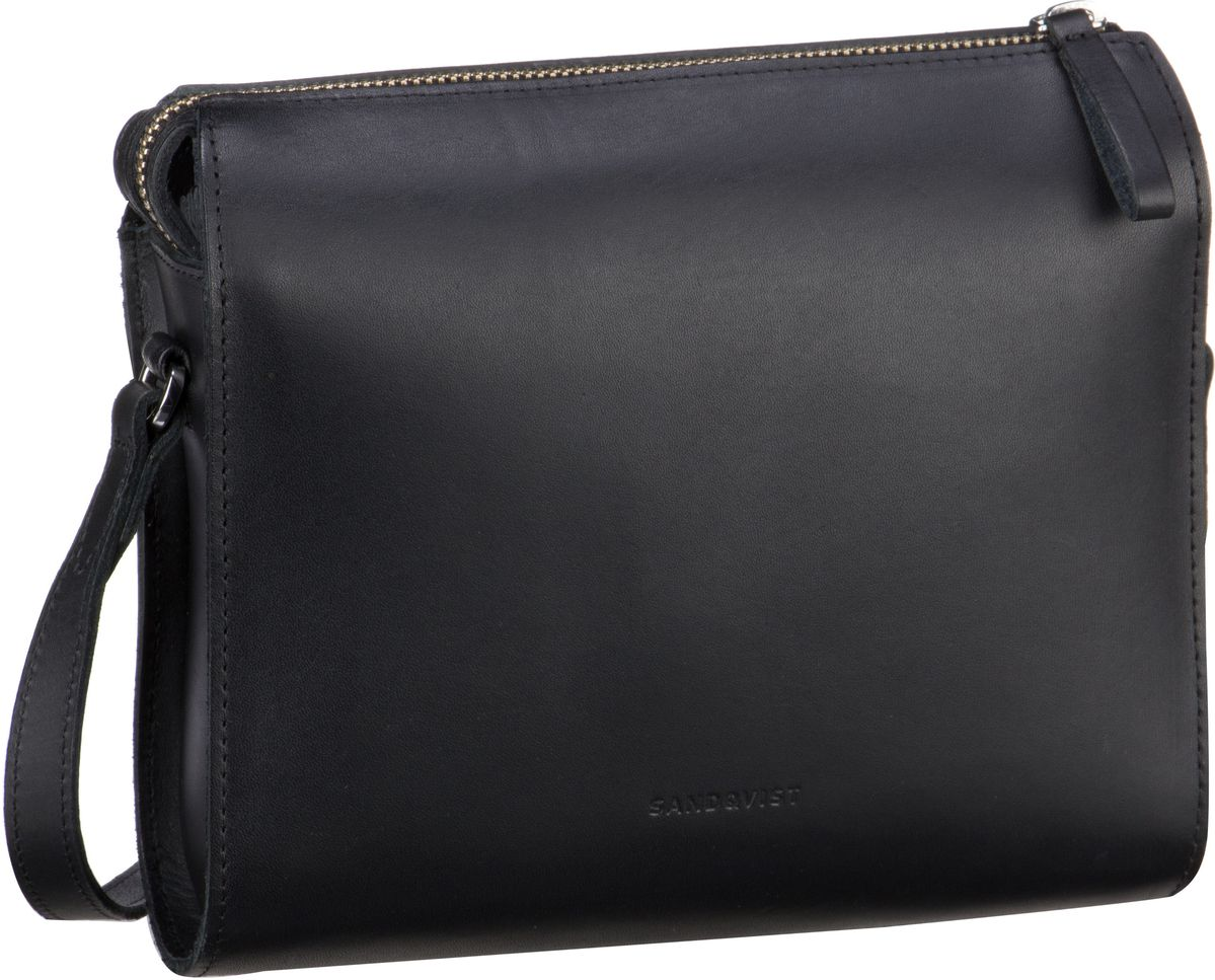Umhängetasche Frances Shoulder Bag Black (1.5 Liter)