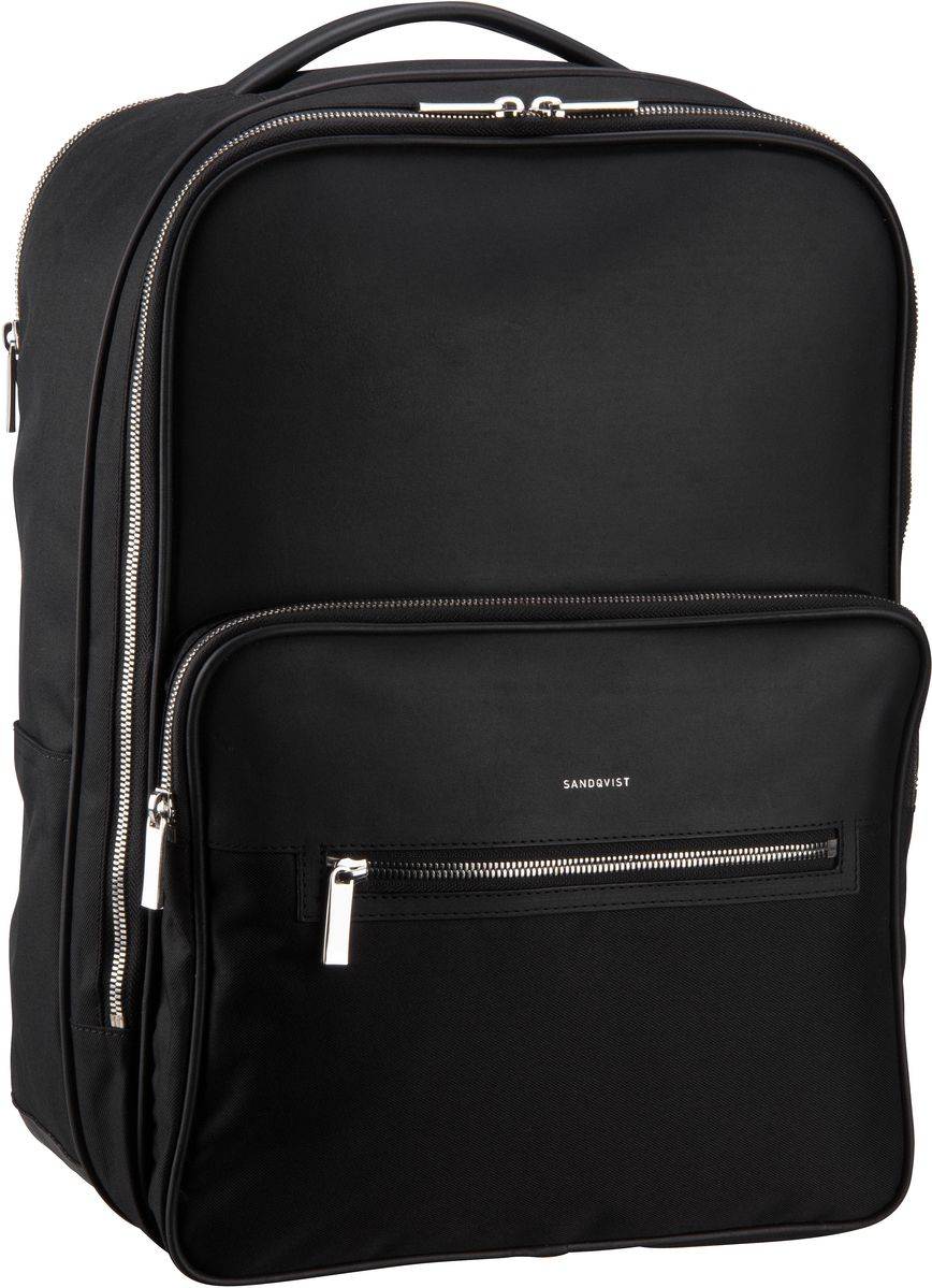 Rucksack / Daypack Folke Backpack Black (21 Liter)