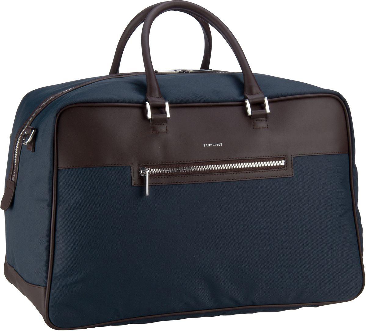 Sandqvist Weekender Mattias Weekend Bag Navy (28 Liter)