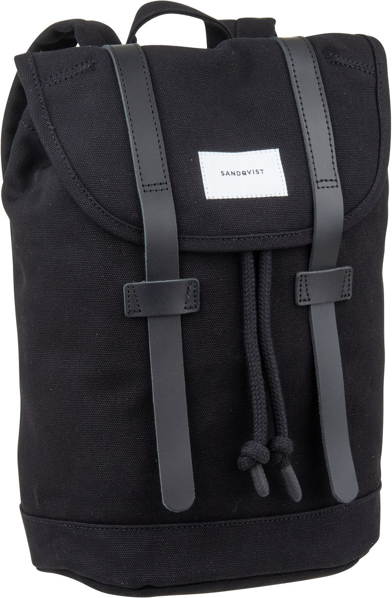 Rucksack / Daypack Stig Small Backpack Black (9 Liter)