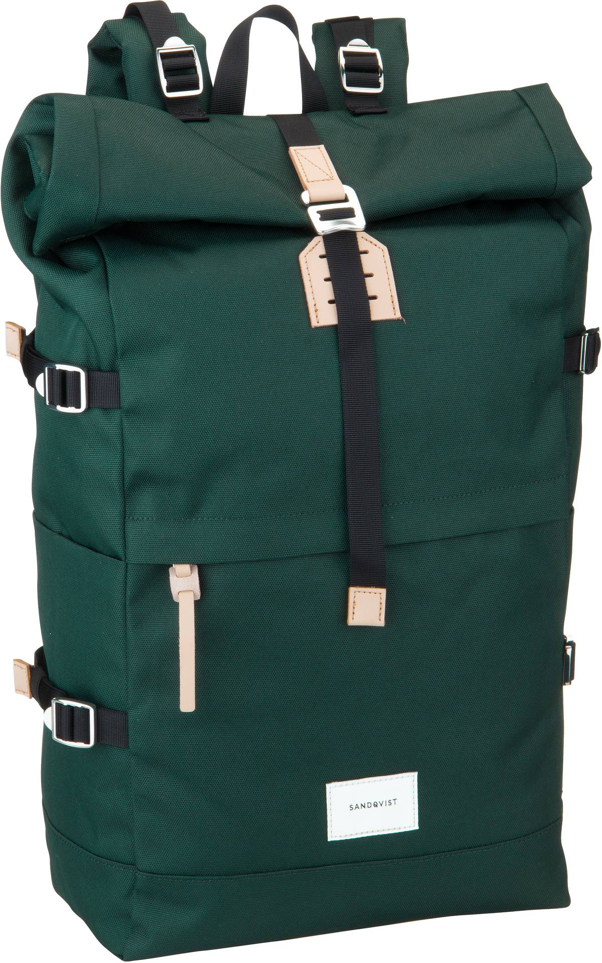Laptoprucksack Bernt Rolltop Backpack Dark Green (20 Liter)