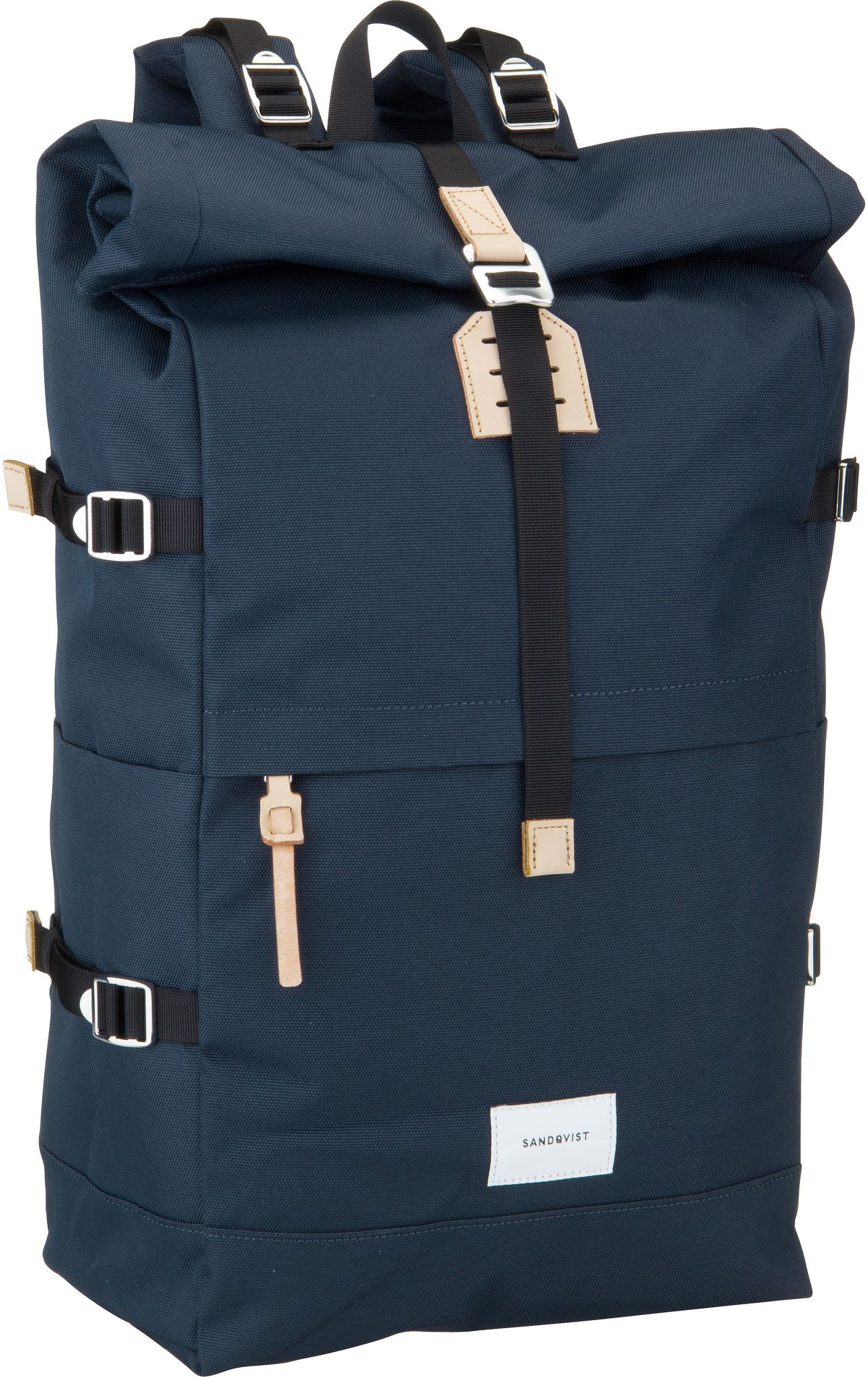 Laptoprucksack Bernt Rolltop Backpack Navy (20 Liter)
