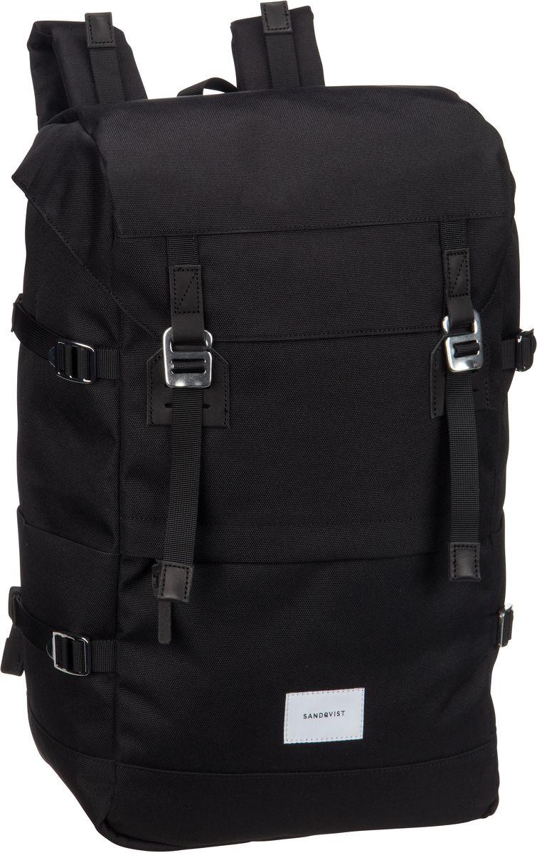 Laptoprucksack Harald Backpack Black (21 Liter)