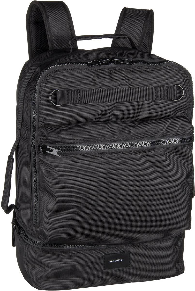 Laptoprucksack Algot Backpack Black (25 Liter)