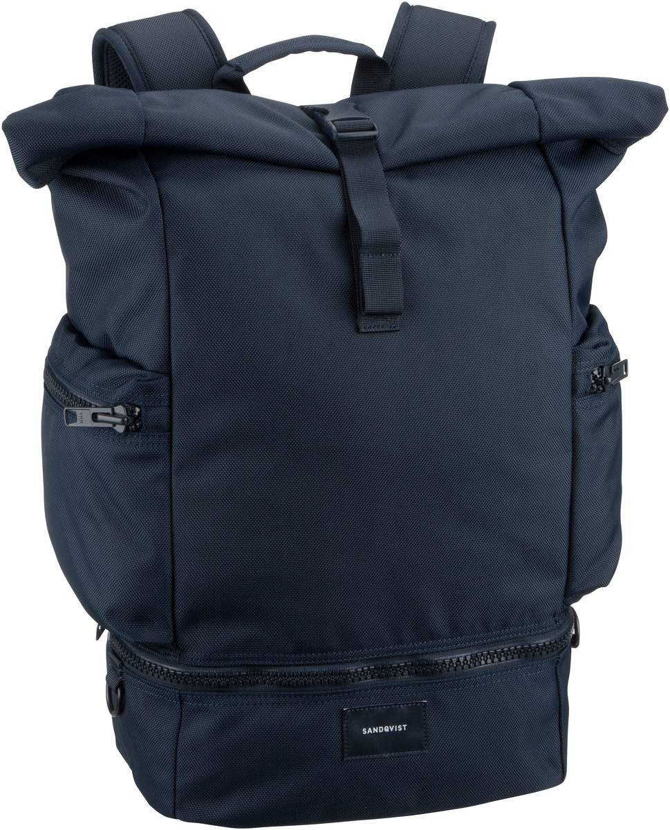 Laptoprucksack Verner Rolltop Backpack Navy (20 Liter)