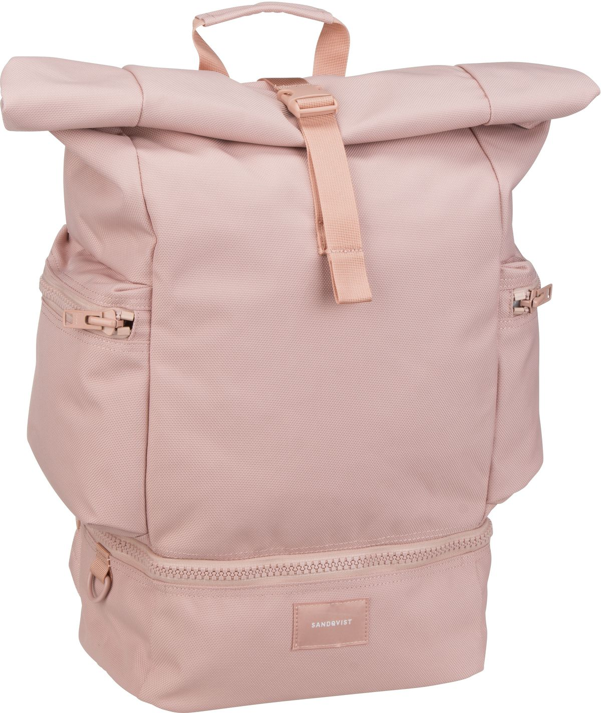 Laptoprucksack Verner Rolltop Backpack Dusty Pink (20 Liter)