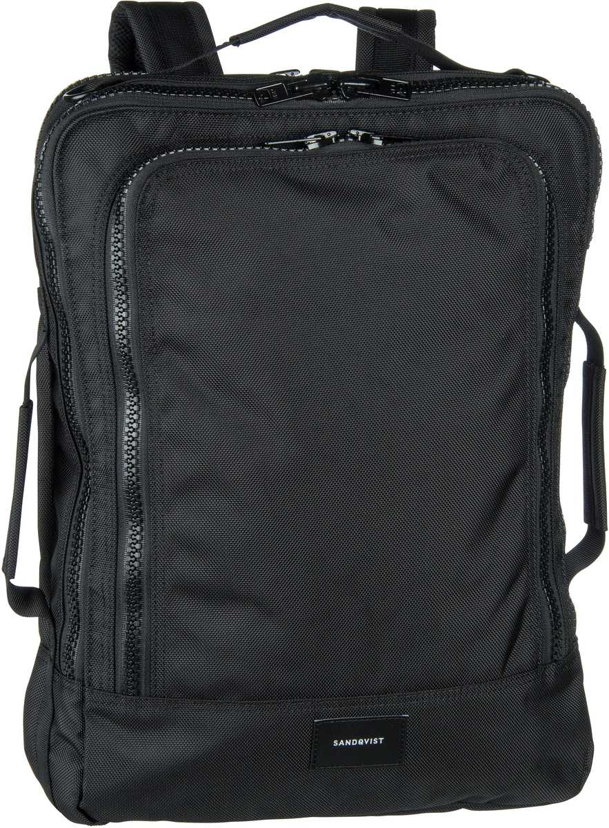 Laptoprucksack Tyre 4-Way Bag Black (12 Liter)