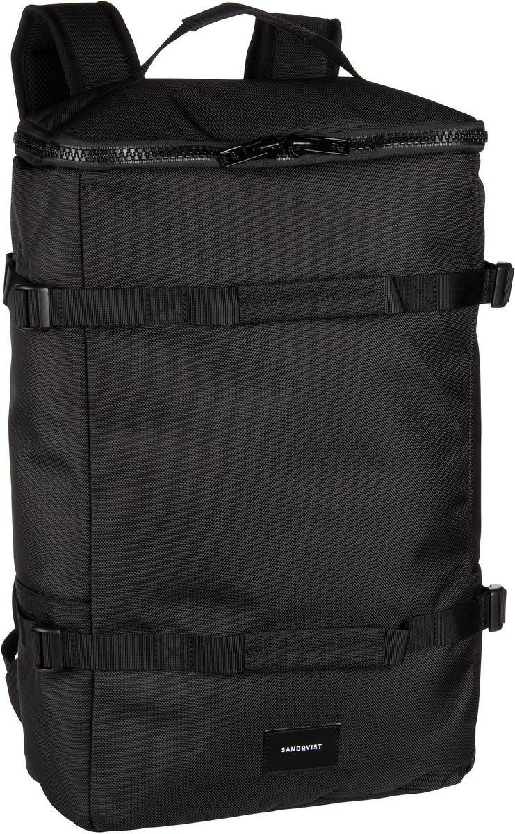 Laptoprucksack Zack S Backpack Black (26 Liter)