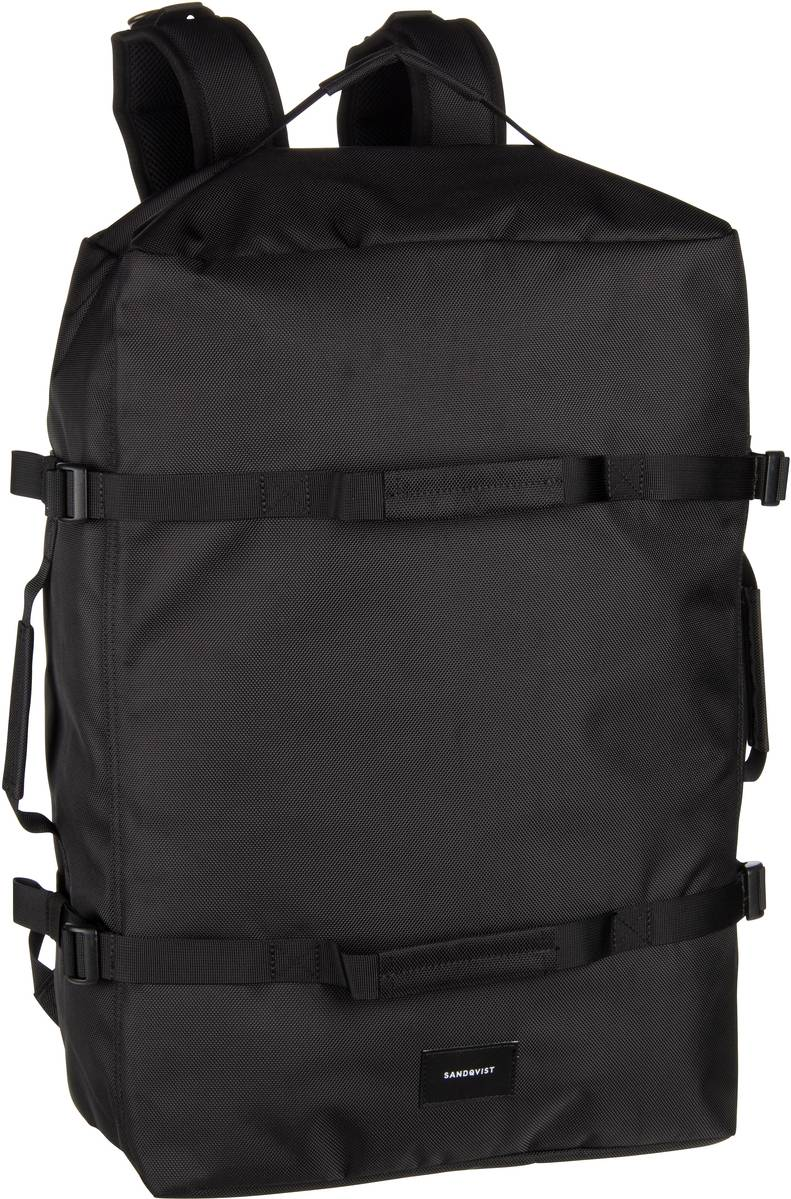 Laptoprucksack Zack Duffel Bag Black (41 Liter)
