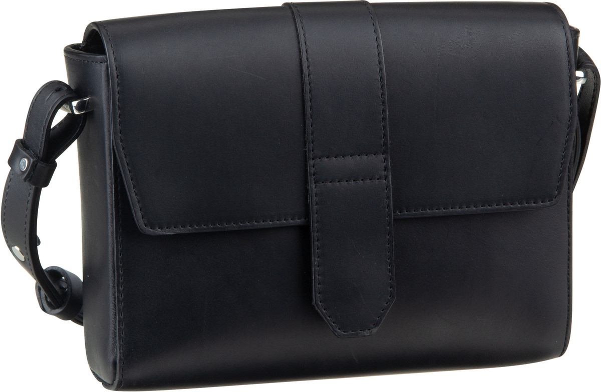 Umhängetasche Berit Small Shoulder Bag Black (1 Liter)
