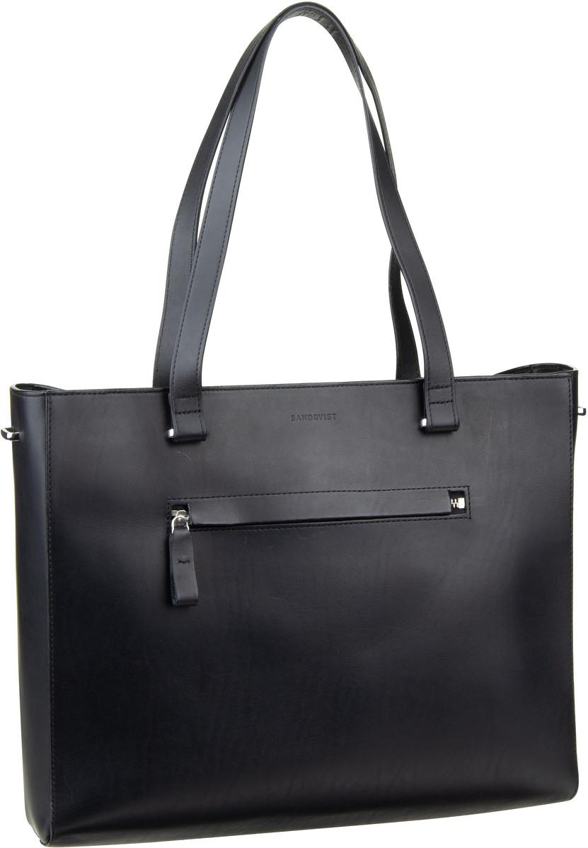 Handtasche Elia Shoulder Bag Black (8 Liter)