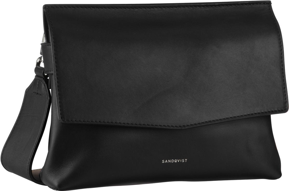 Handtasche Signe Small Shoulder Bag Black (1 Liter)
