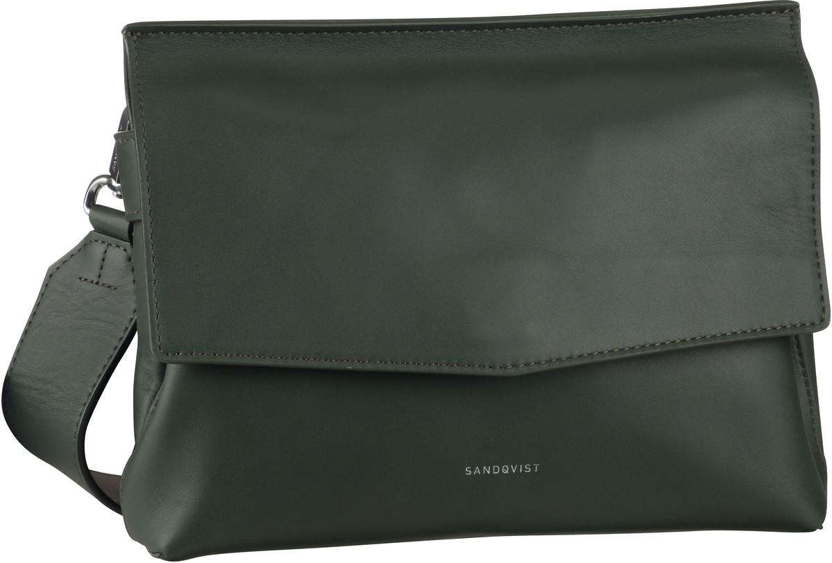 Handtasche Signe Small Shoulder Bag Green (1 Liter)
