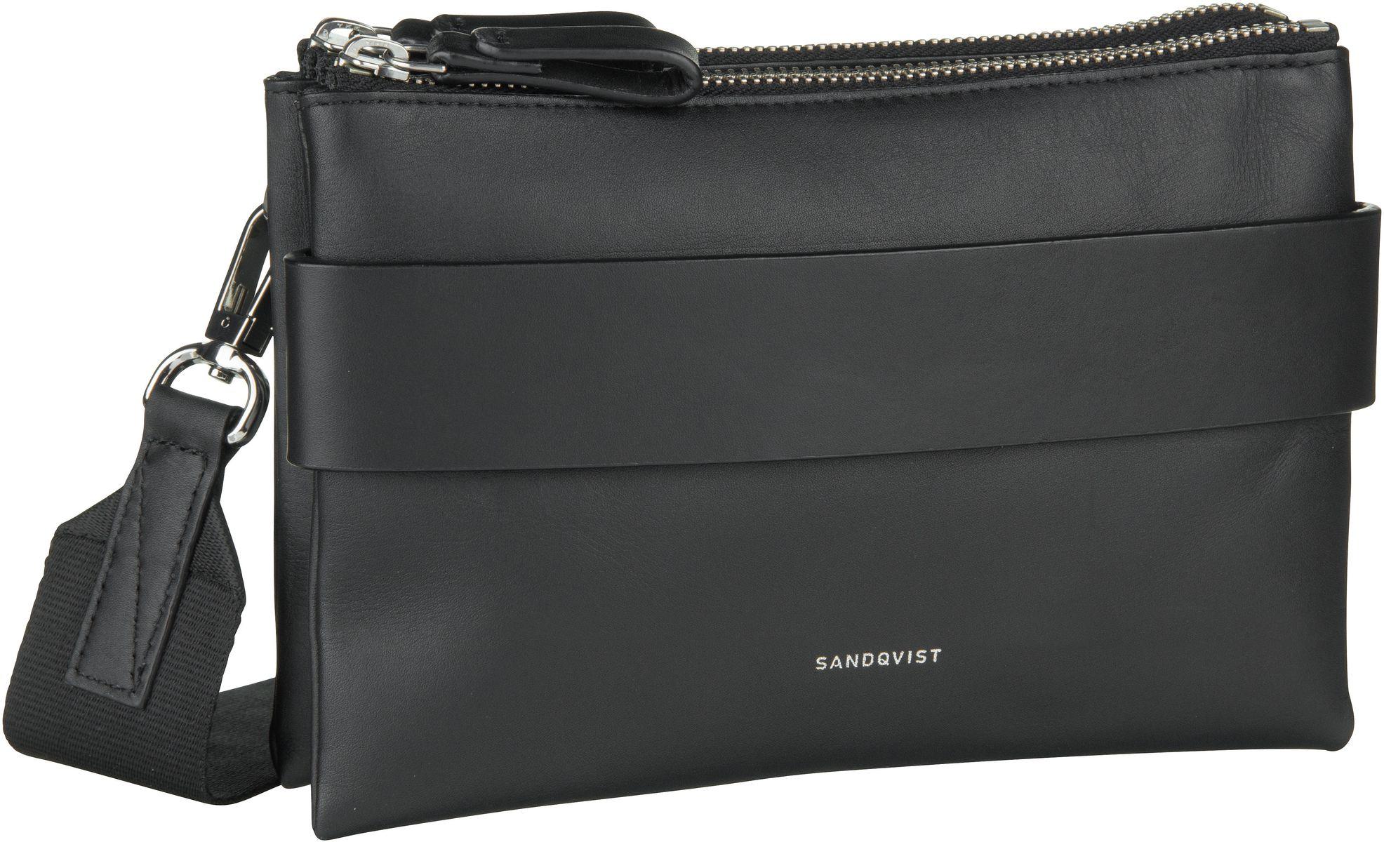 Handtasche Victoria Small Shoulder Bag Black (0.6 Liter)