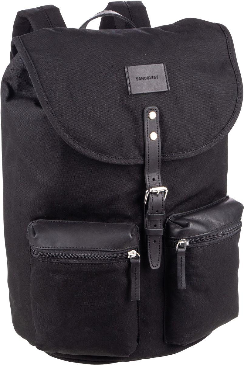 Rucksack / Daypack Roald Grand Backpack Black (17 Liter)