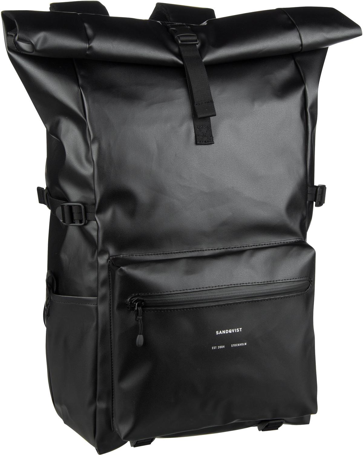 Rucksack / Daypack Ruben Rolltop Backpack Black (18 Liter)
