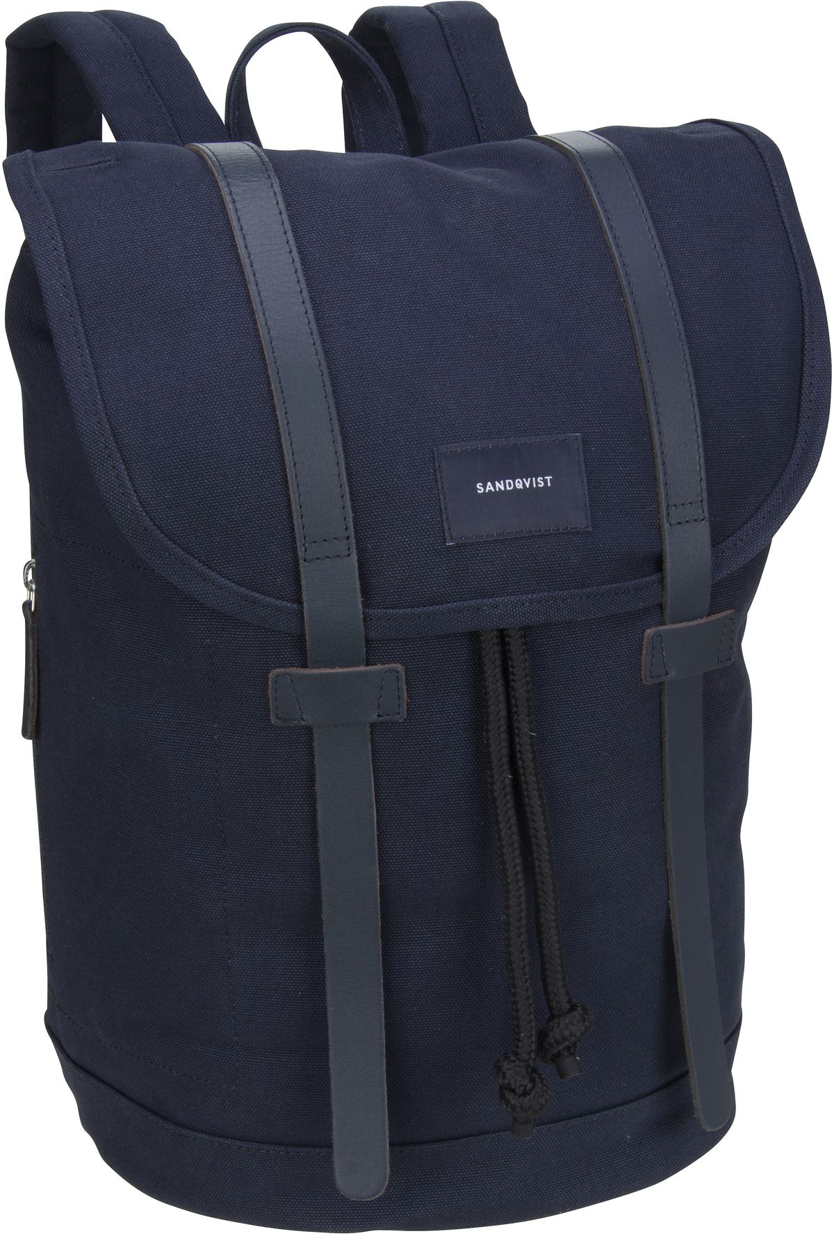 Rucksack / Daypack Stig Backpack Navy/Navy Leather