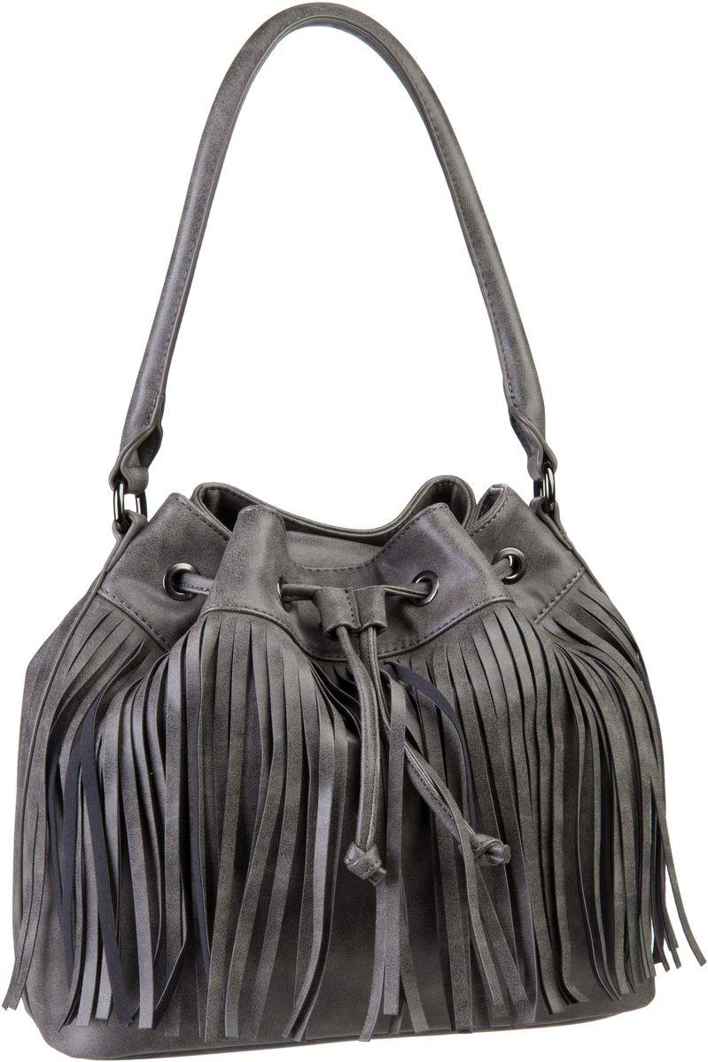 Sansibar Helena 1080 Pouch Grey - Handtasche