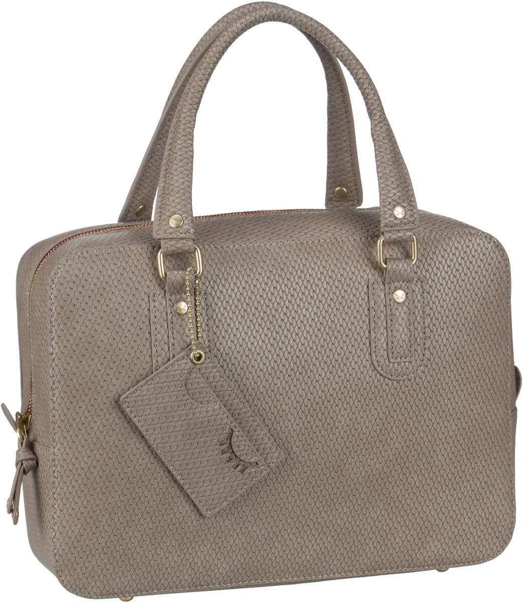 Handtasche Bowling Bag 1258 Grey