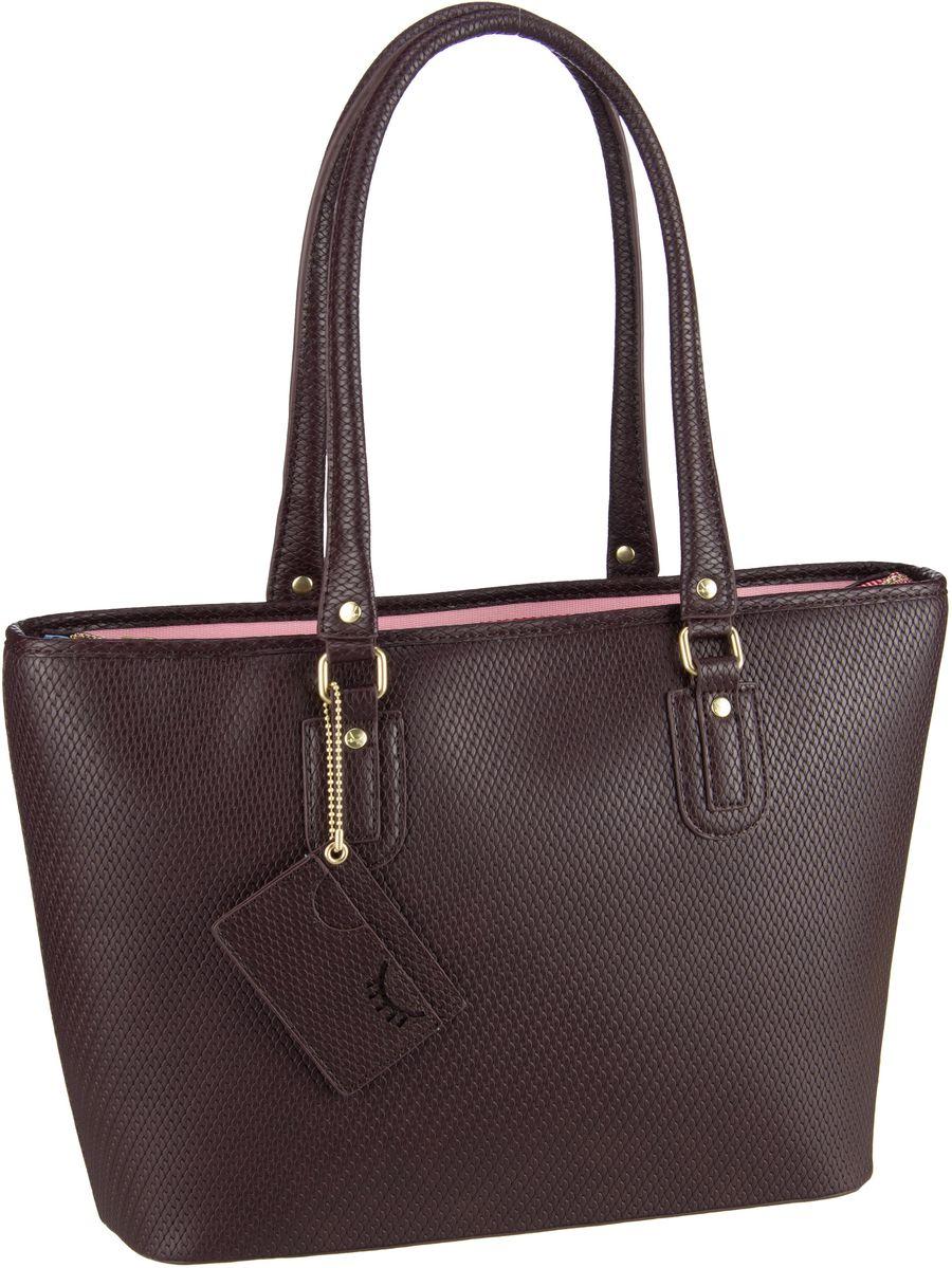 Shopper Shopper Bag 1260 Blackberry