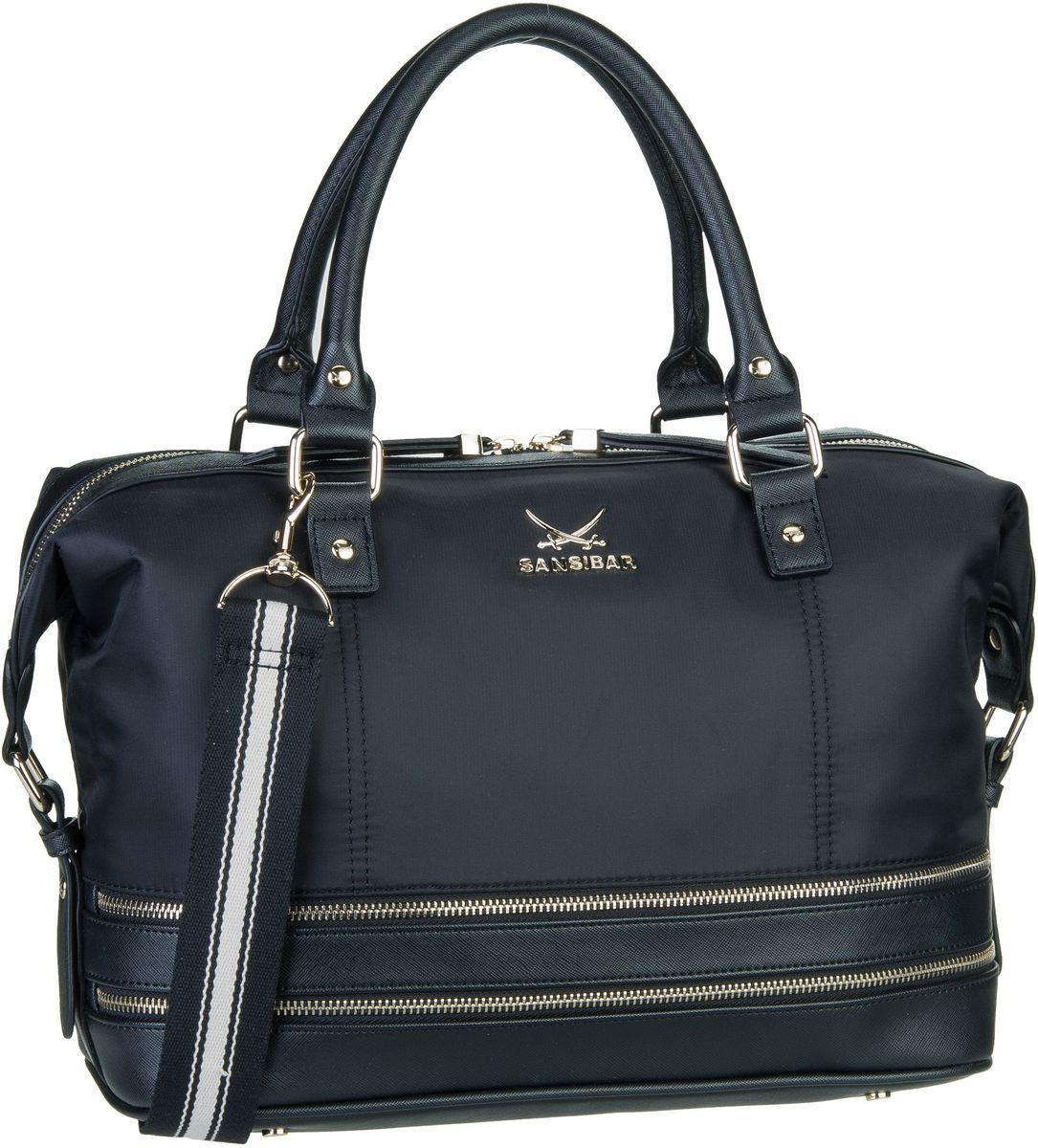 Handtasche Zip Bag 1273 Black