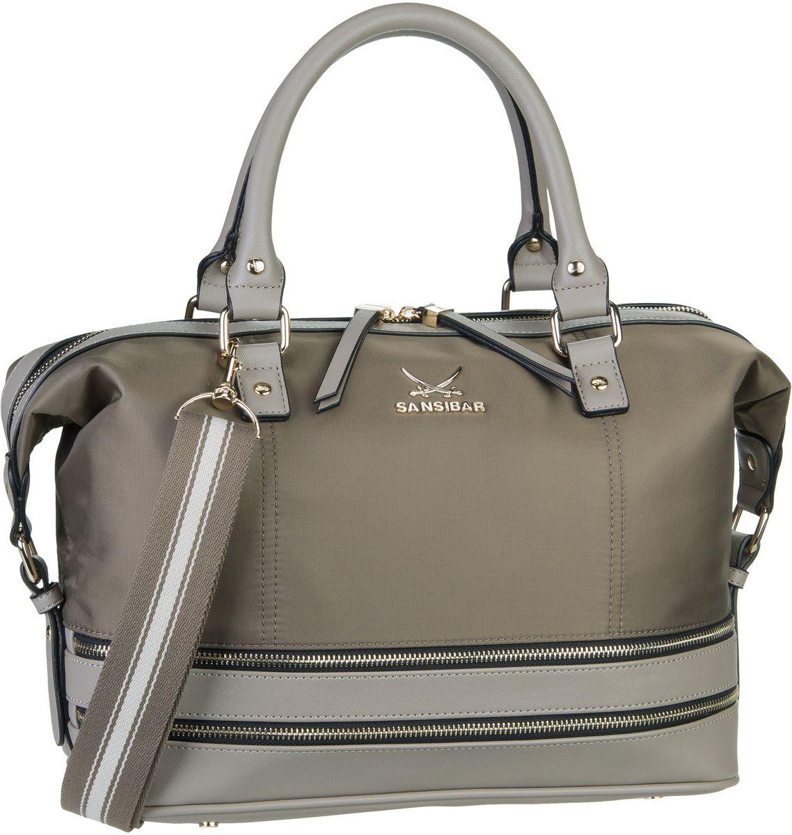 Handtasche Zip Bag 1273 Sand