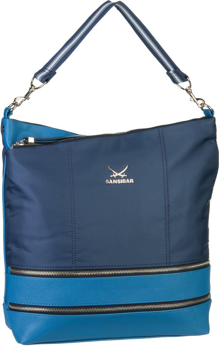 Handtasche Pouch 1274 Navy