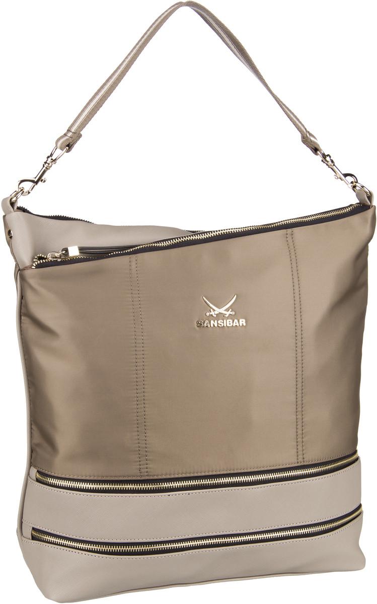 Handtasche Pouch 1274 Taupe
