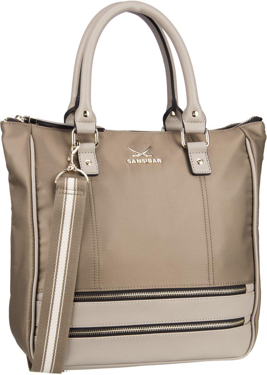 Handtasche Shopper Bag 1275 Taupe