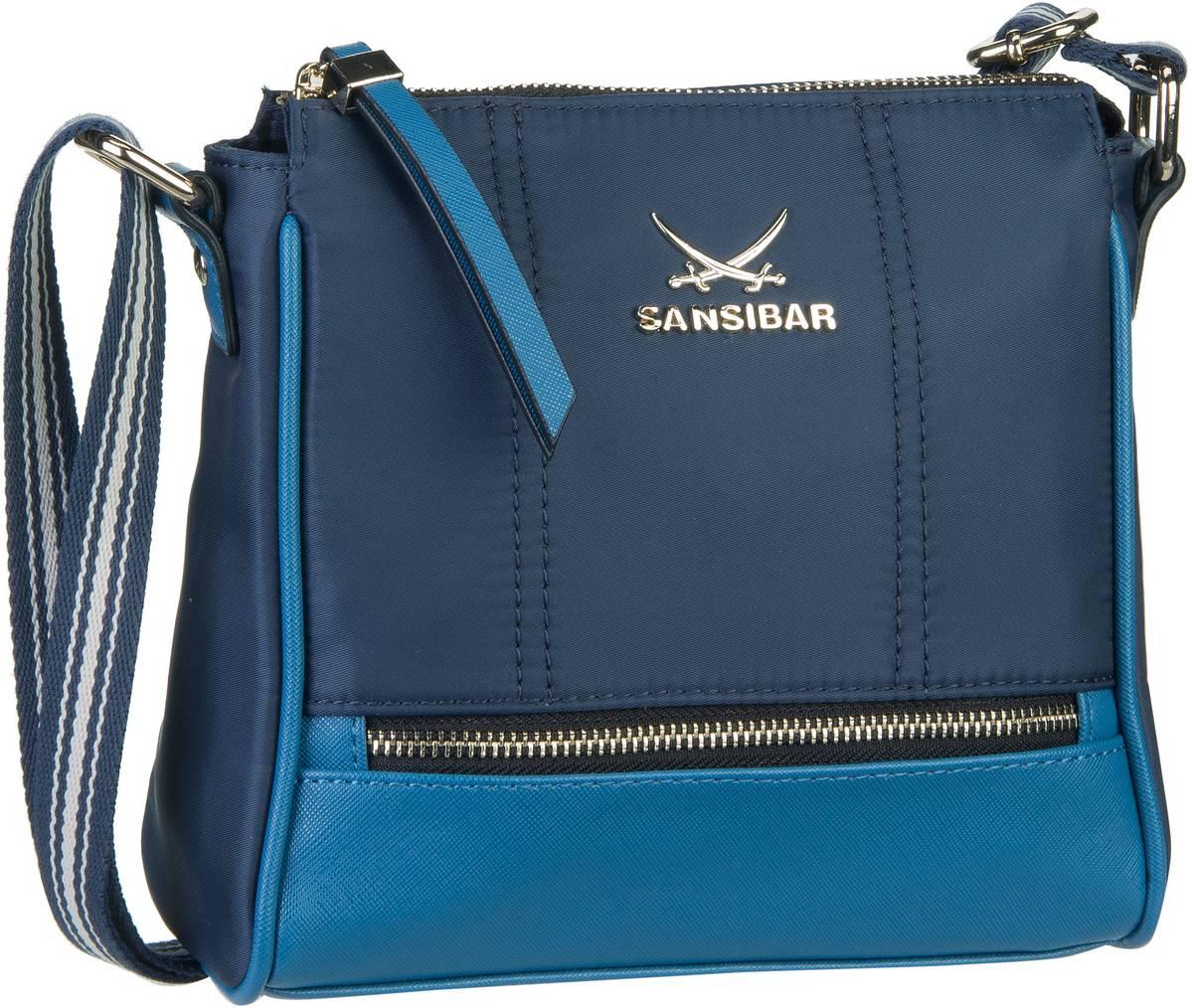 Umhängetasche Zip Bag 1272 Navy