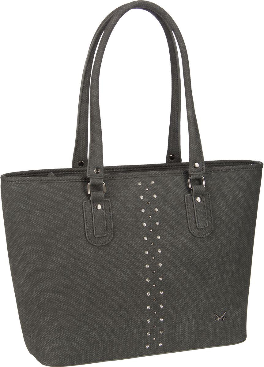 Handtasche Shopper Bag 1323 Anthracite