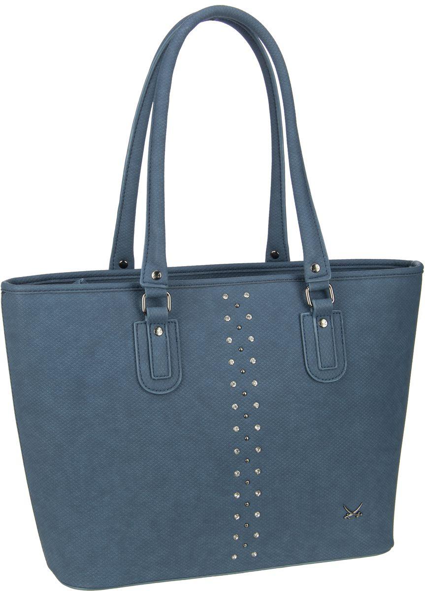 Handtasche Shopper Bag 1323 Midnight Blue