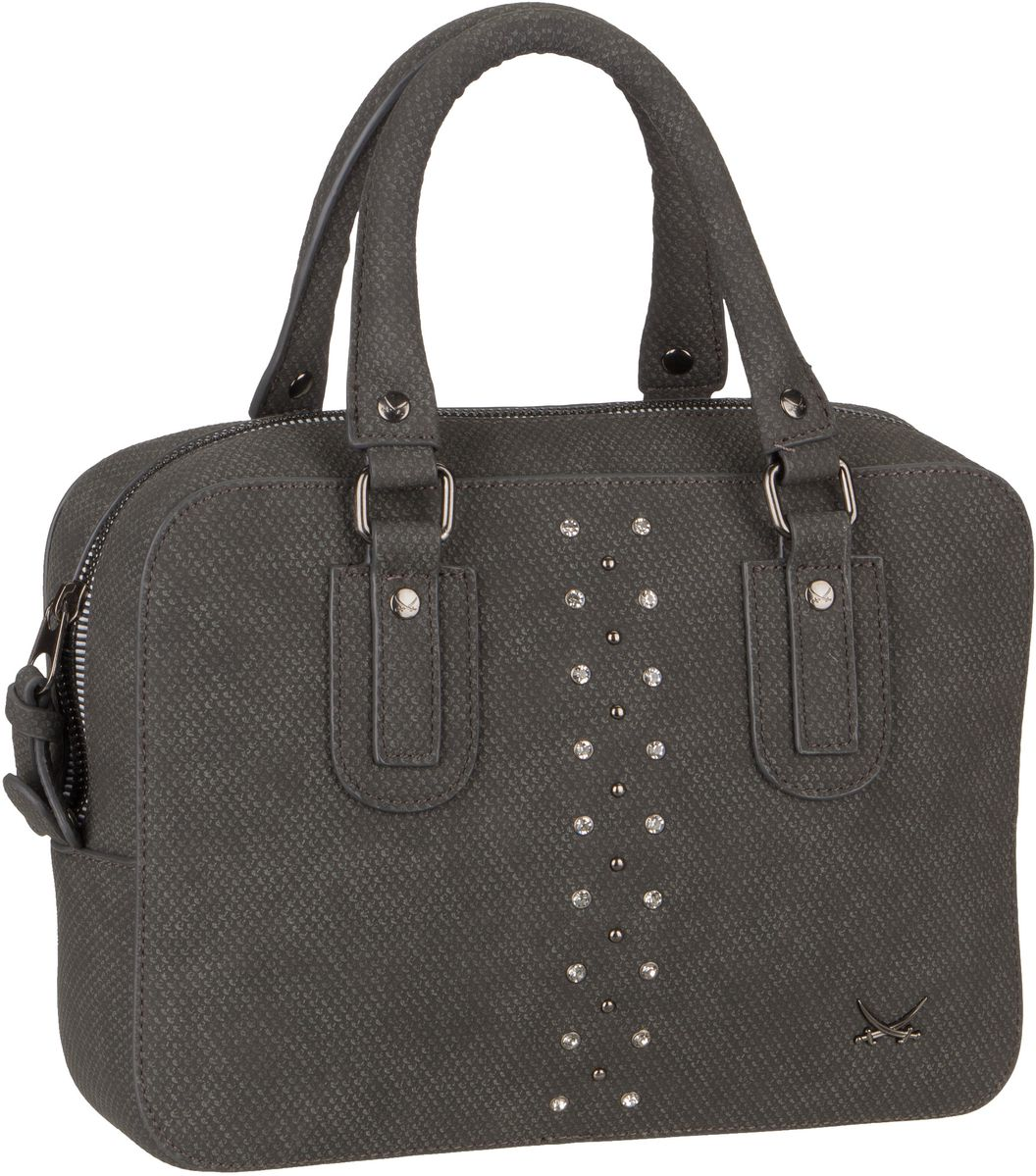 Handtasche Bowling Bag 1320 Anthracite