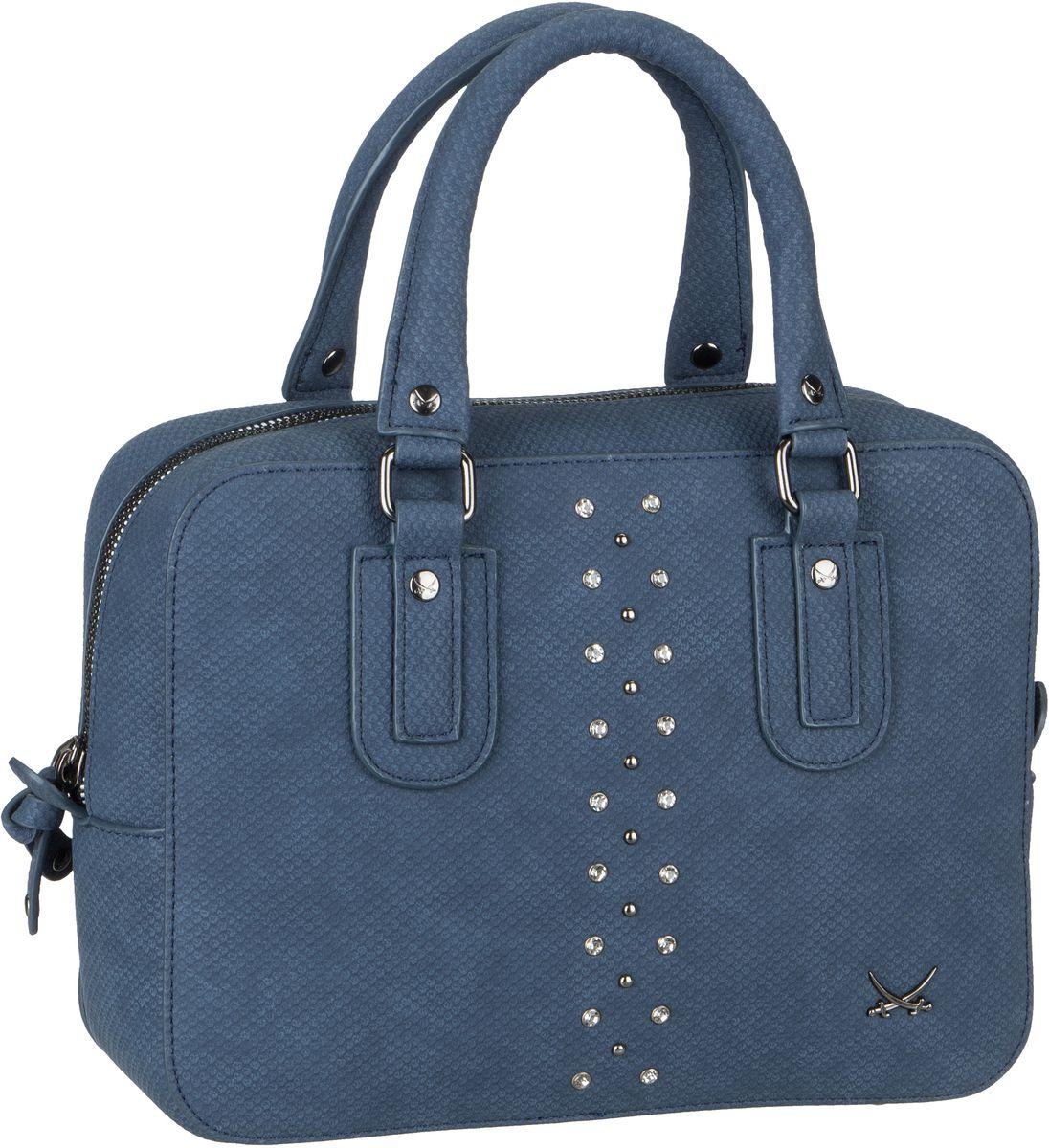 Handtasche Bowling Bag 1320 Midnight Blue