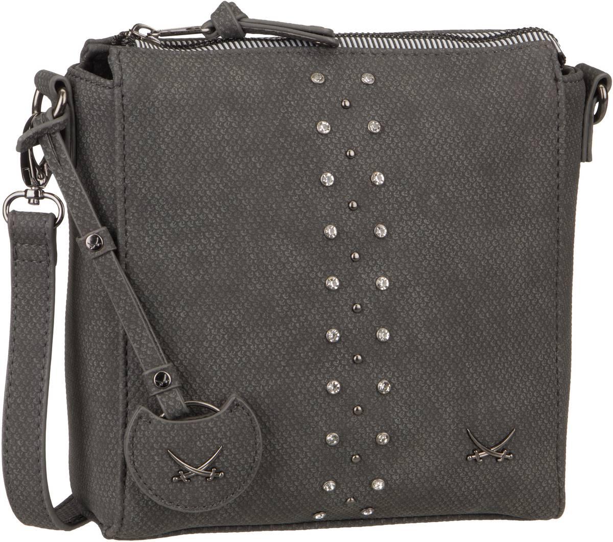Umhängetasche Crossover Bag 1324 Anthracite