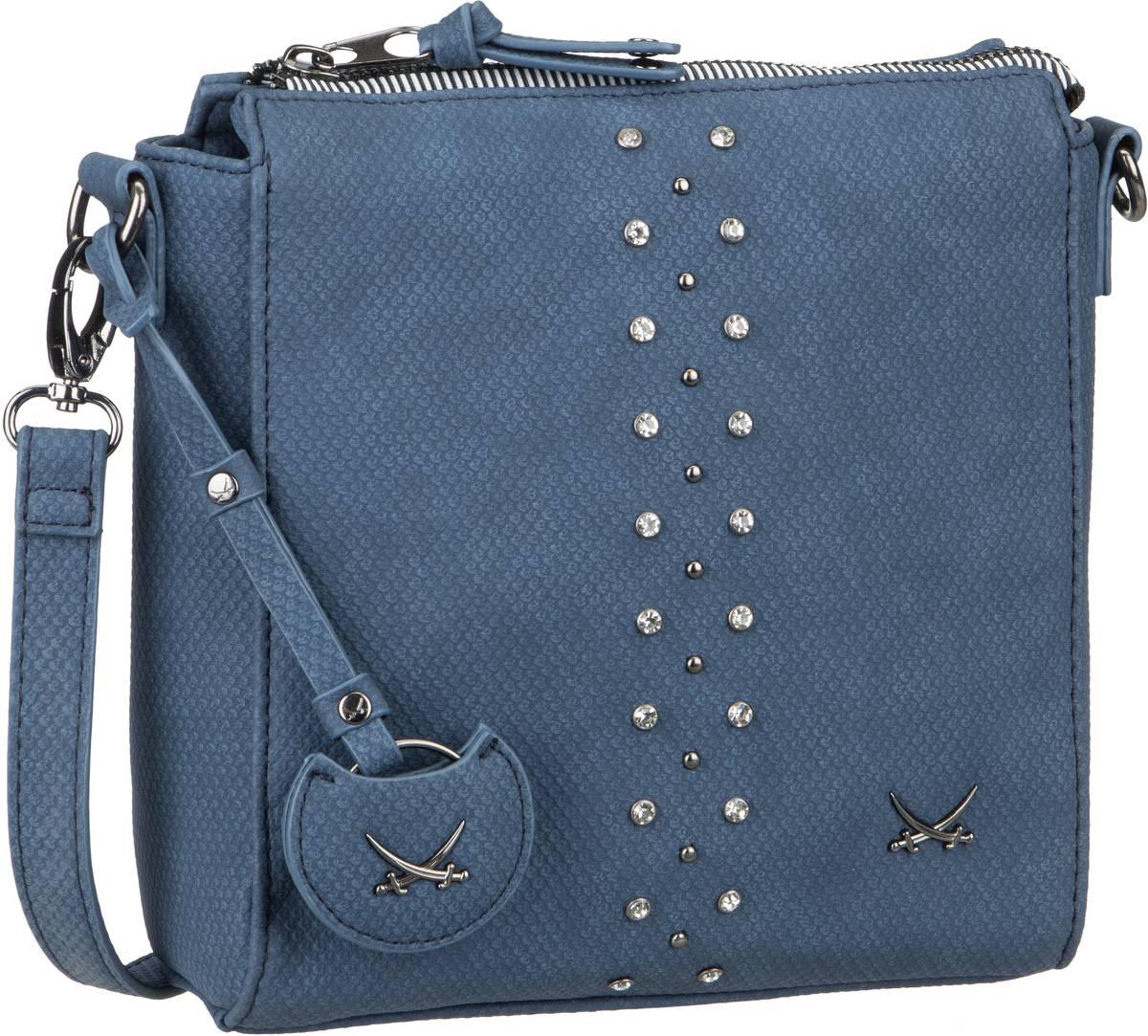 Umhängetasche Crossover Bag 1324 Midnight Blue