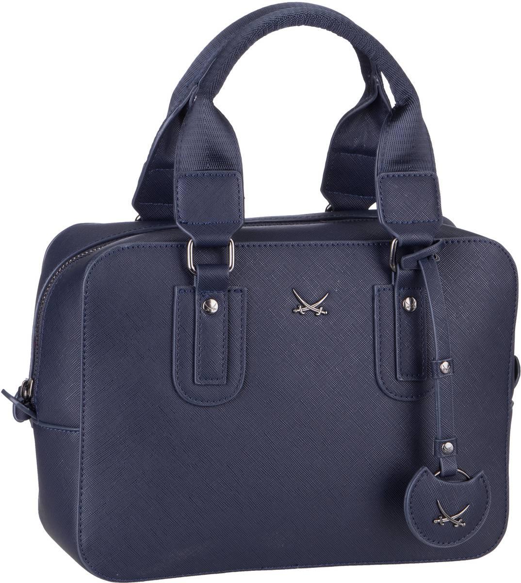 Handtasche Bowling Bag 1331 Midnight Blue