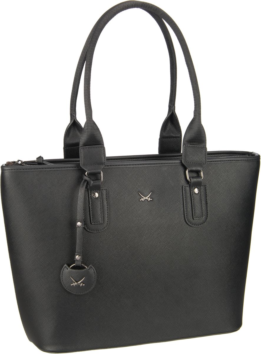 Handtasche Shopper Bag 1334 Black