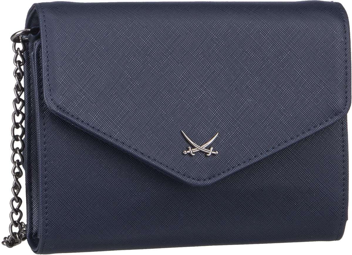 Handtasche Clutch 1335 Midnight Blue