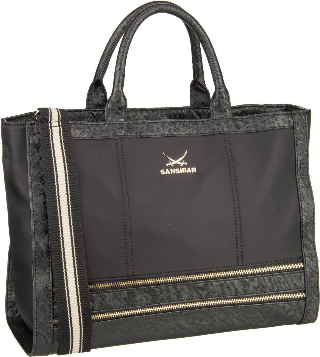 Handtasche Shopper Bag 1279 Black
