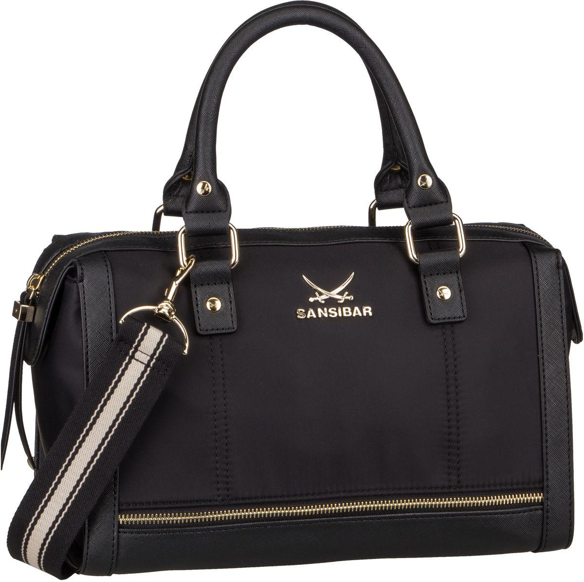 Handtasche Zip Bag 1280 Black