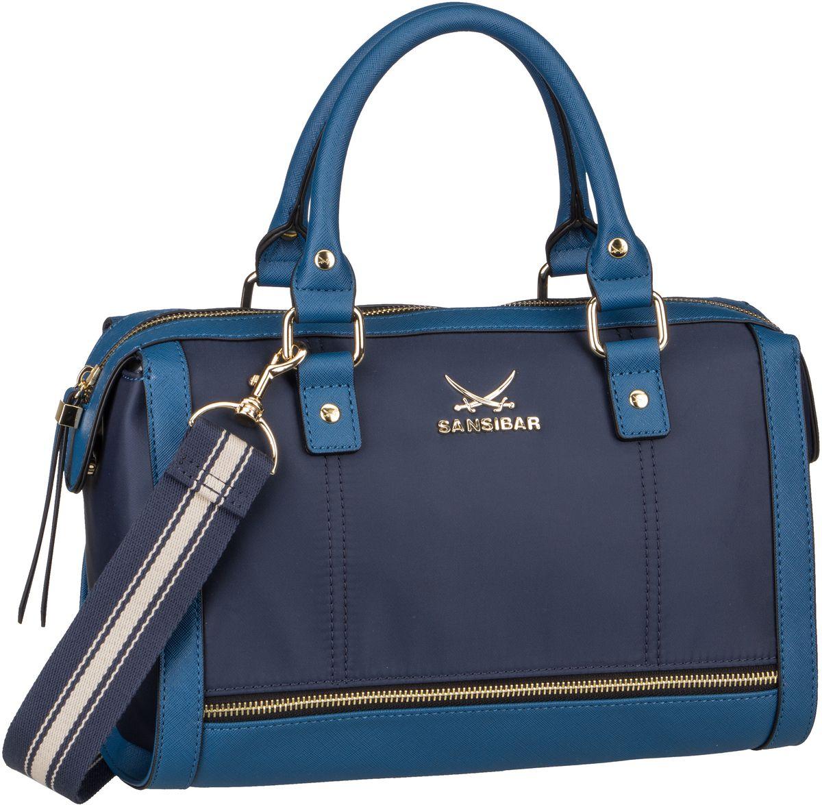 Handtasche Zip Bag 1280 Navy